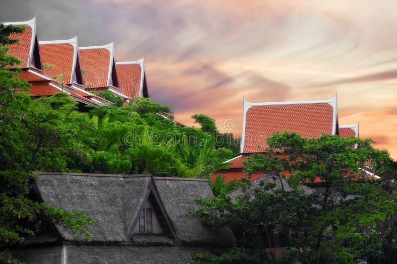 ύφος Ταϊλανδός στοκ εικόνα