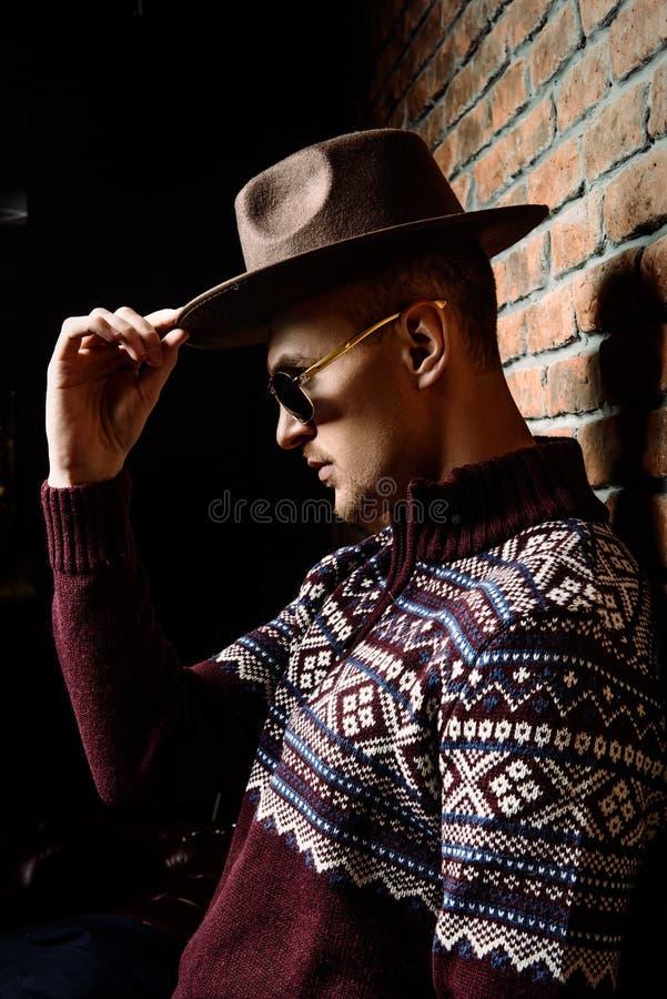 Ύφος Headwear στοκ φωτογραφία με δικαίωμα ελεύθερης χρήσης