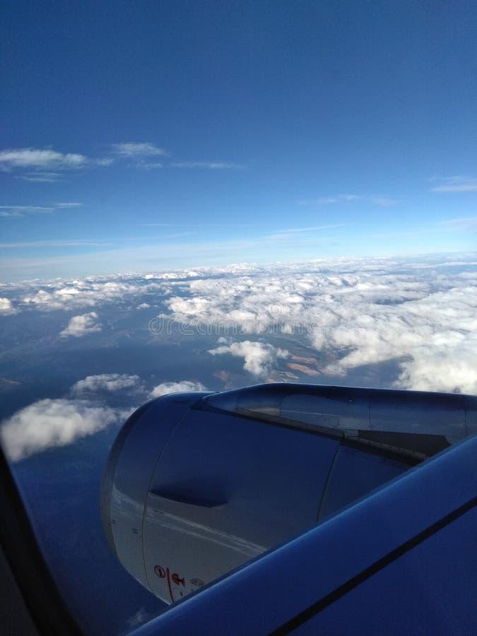 Ύψη αεροπλάνων στοκ φωτογραφίες με δικαίωμα ελεύθερης χρήσης