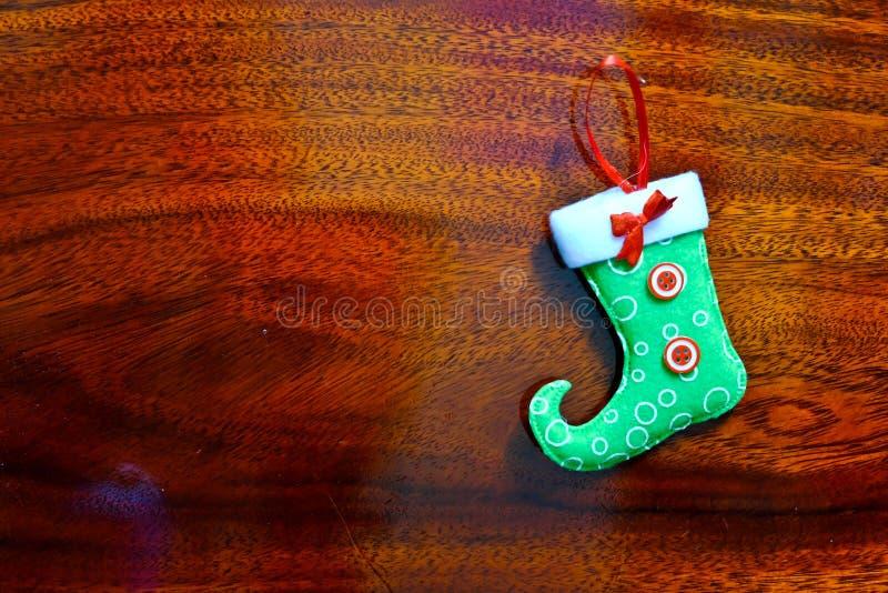 ύδωρ καλτσών ζωγραφικής σχεδίου χρώματος Χριστουγέννων βάσεων στοκ εικόνα με δικαίωμα ελεύθερης χρήσης