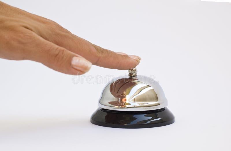 ώθηση χεριών κουμπιών στοκ φωτογραφίες με δικαίωμα ελεύθερης χρήσης