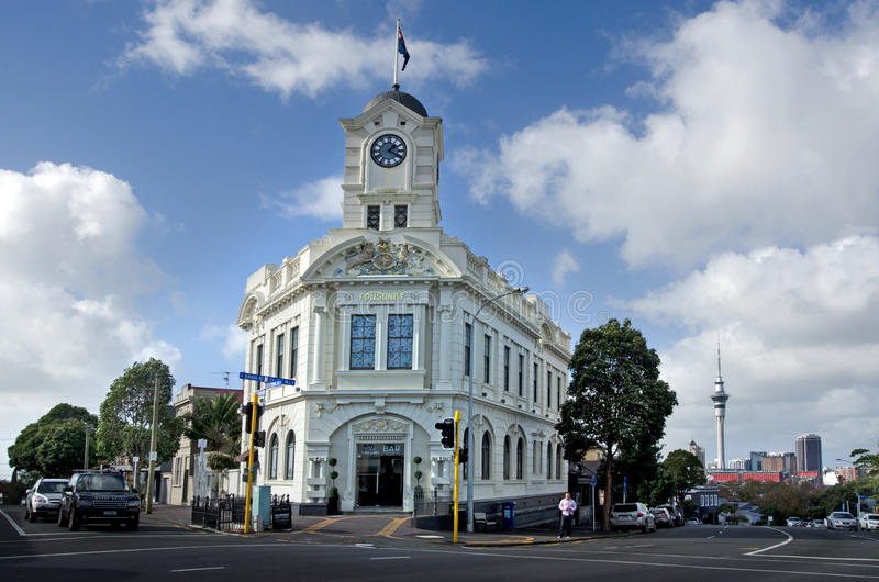 Ώκλαντ - Ponsonby στοκ εικόνα με δικαίωμα ελεύθερης χρήσης