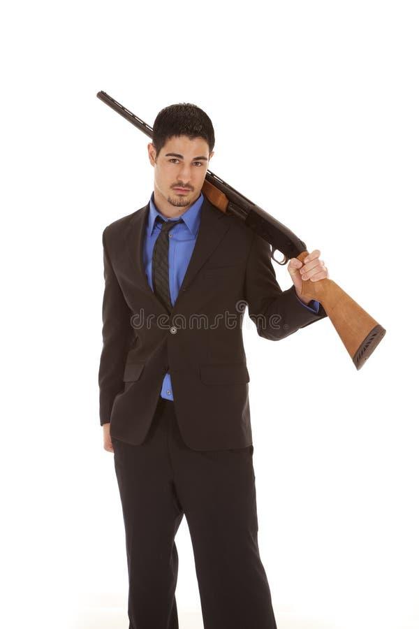 ώμος κυνηγετικών όπλων επ&iot στοκ εικόνα με δικαίωμα ελεύθερης χρήσης