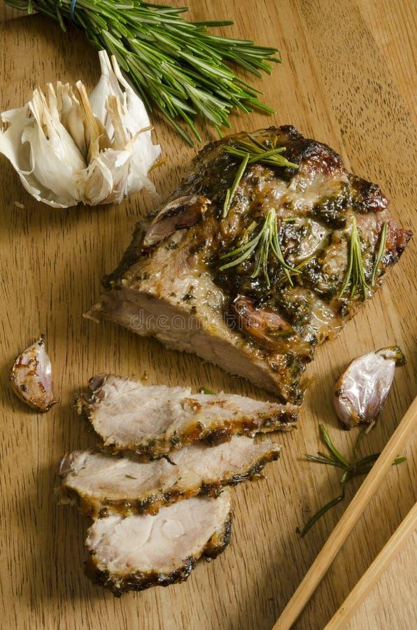 ώμος χοιρινού κρέατος στοκ φωτογραφίες με δικαίωμα ελεύθερης χρήσης