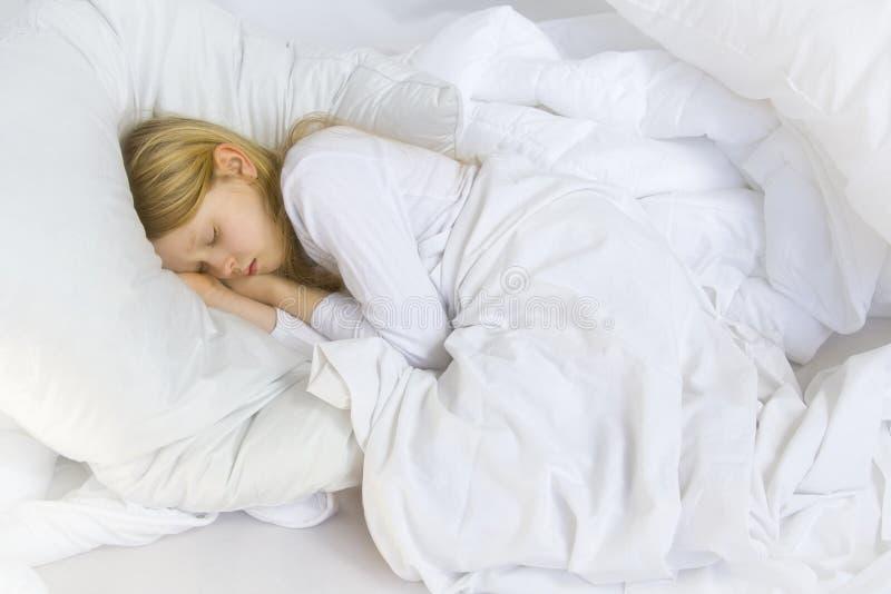 ώρα για ύπνο στοκ φωτογραφία