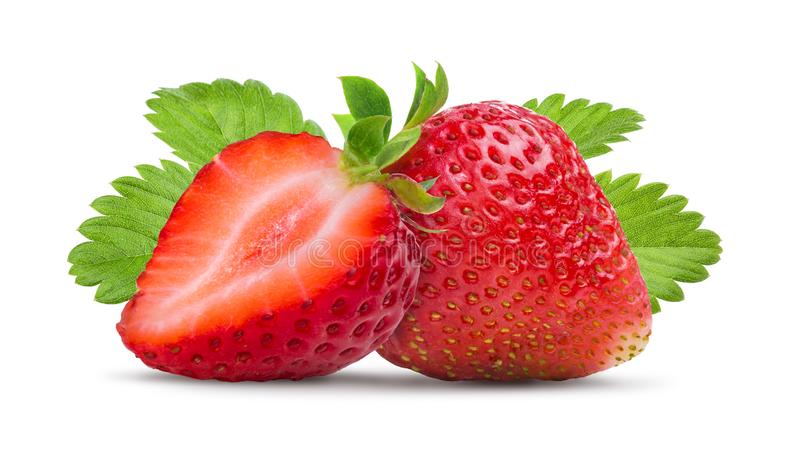 Ώριμα strawberrys στοκ φωτογραφία με δικαίωμα ελεύθερης χρήσης
