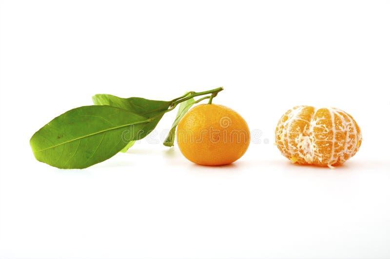 ώριμα tangerines στοκ φωτογραφίες με δικαίωμα ελεύθερης χρήσης