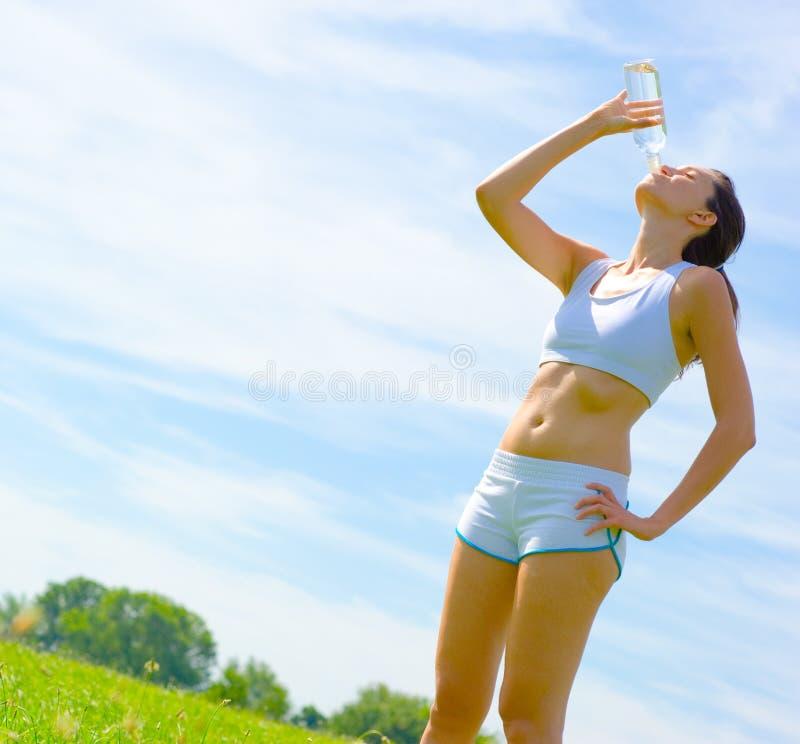 ώριμη γυναίκα αθλητών στοκ εικόνα με δικαίωμα ελεύθερης χρήσης
