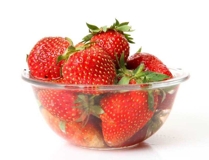 ώριμη φράουλα στοκ φωτογραφίες