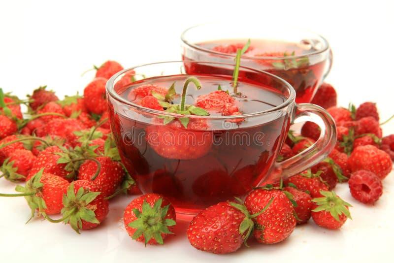 Ώριμη φράουλα στοκ εικόνες με δικαίωμα ελεύθερης χρήσης