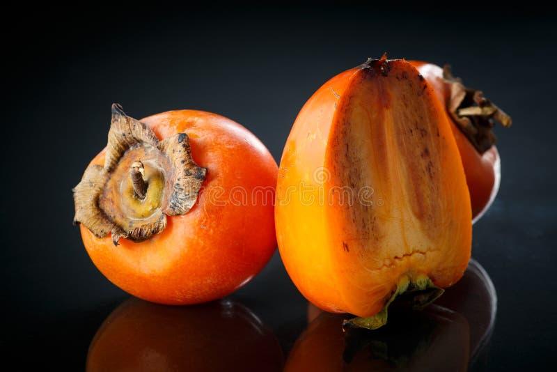 Ώριμο persimmon στοκ φωτογραφία με δικαίωμα ελεύθερης χρήσης