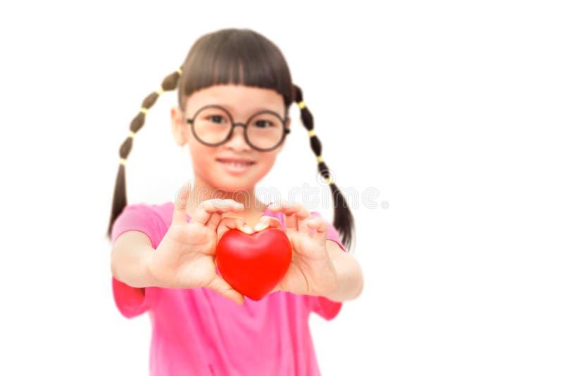 δώστε την καρδιά στοκ εικόνες με δικαίωμα ελεύθερης χρήσης