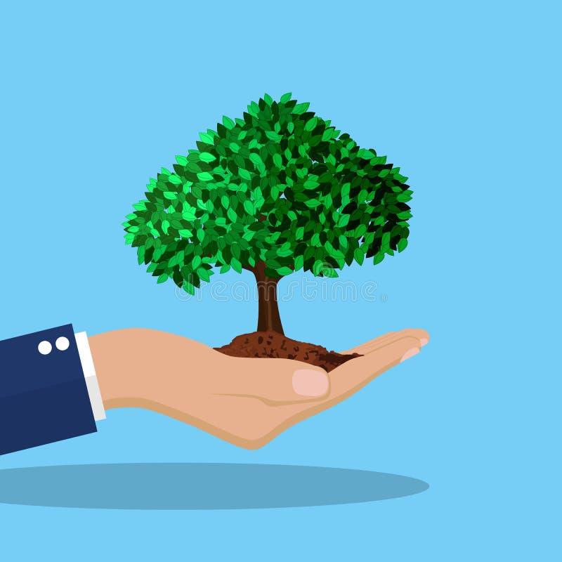 δώστε το δέντρο διανυσματική απεικόνιση