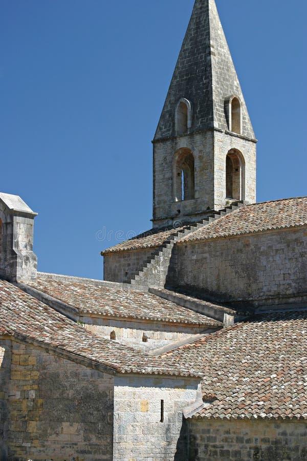 аббатство Франция стоковая фотография