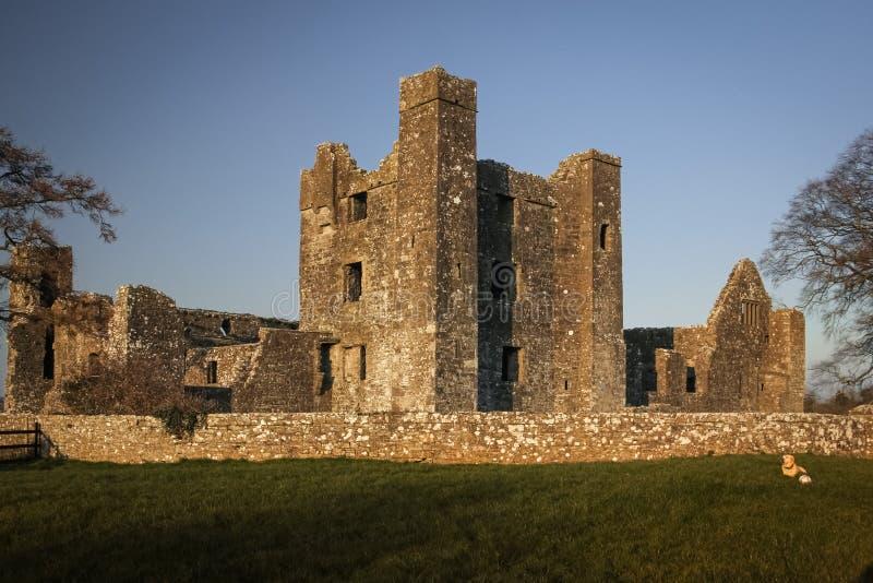 аббатство bective уравновешивание графство Meath Ирландия стоковые фотографии rf