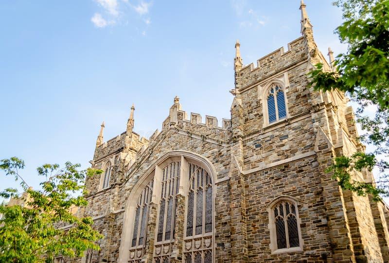 Абиссинская баптистская церковь, Нью-Йорк стоковое фото