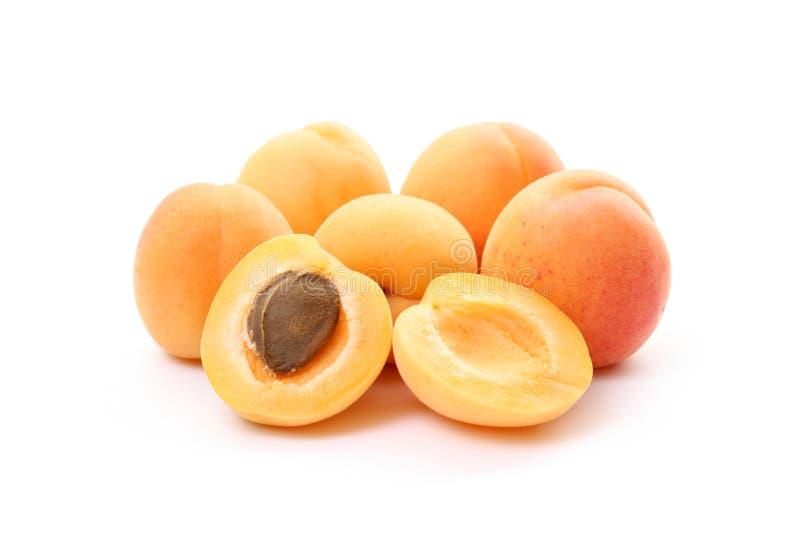 абрикосы стоковая фотография rf