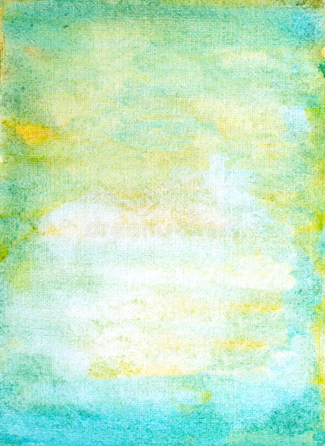 абстрактная акварель предпосылки бесплатная иллюстрация