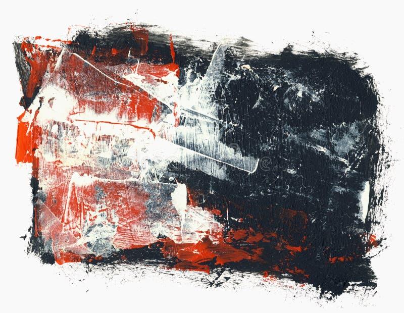 Абстрактная акварель иллюстрация штока