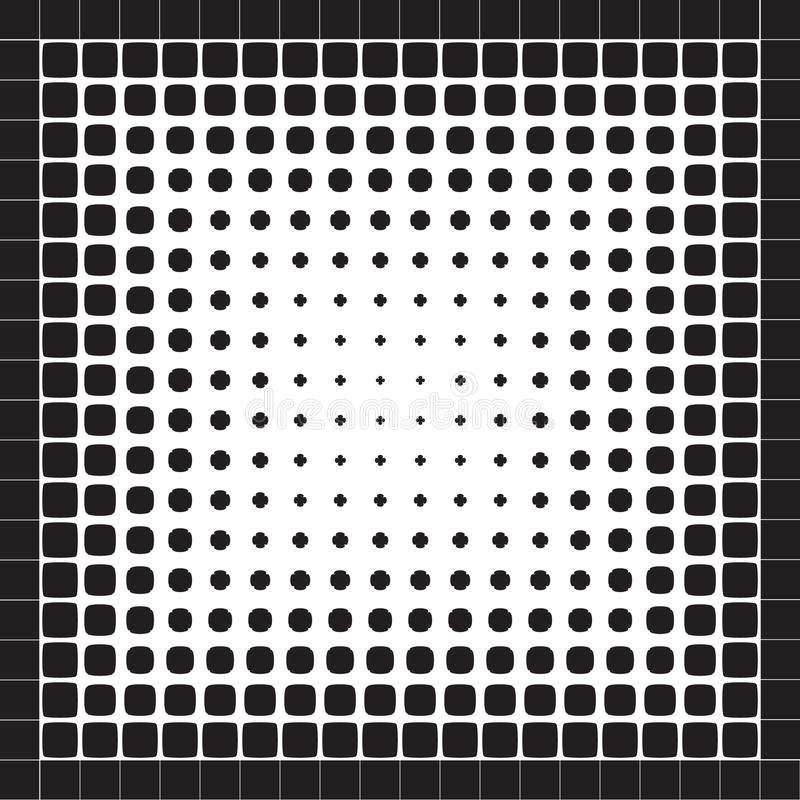 Абстрактная безшовная геометрическая картина от диаграмм, вектор бесплатная иллюстрация