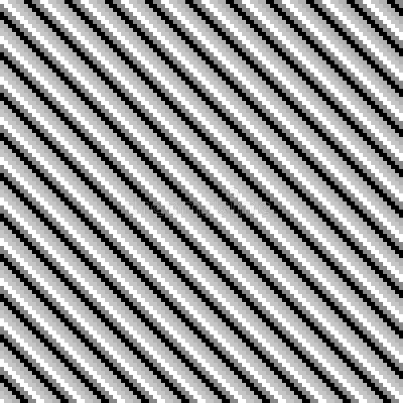 Абстрактная безшовная картина лестниц бесплатная иллюстрация