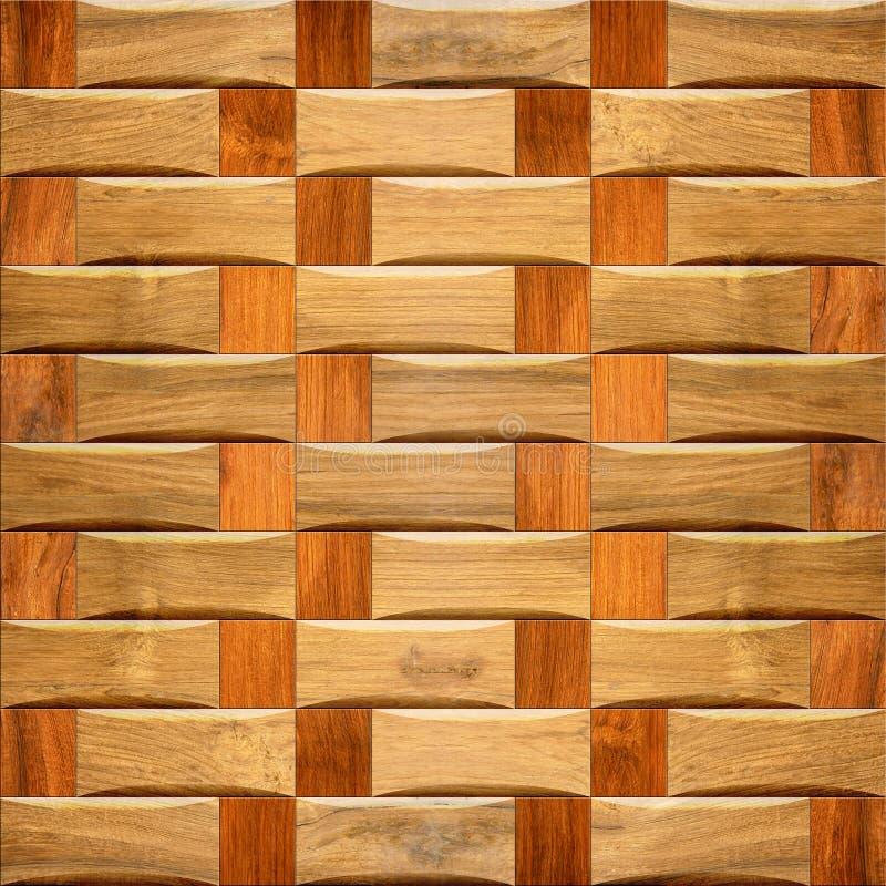 Абстрактная безшовная картина с checkered предпосылкой иллюстрация штока