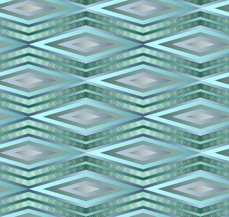 абстрактная безшовная текстура иллюстрация вектора