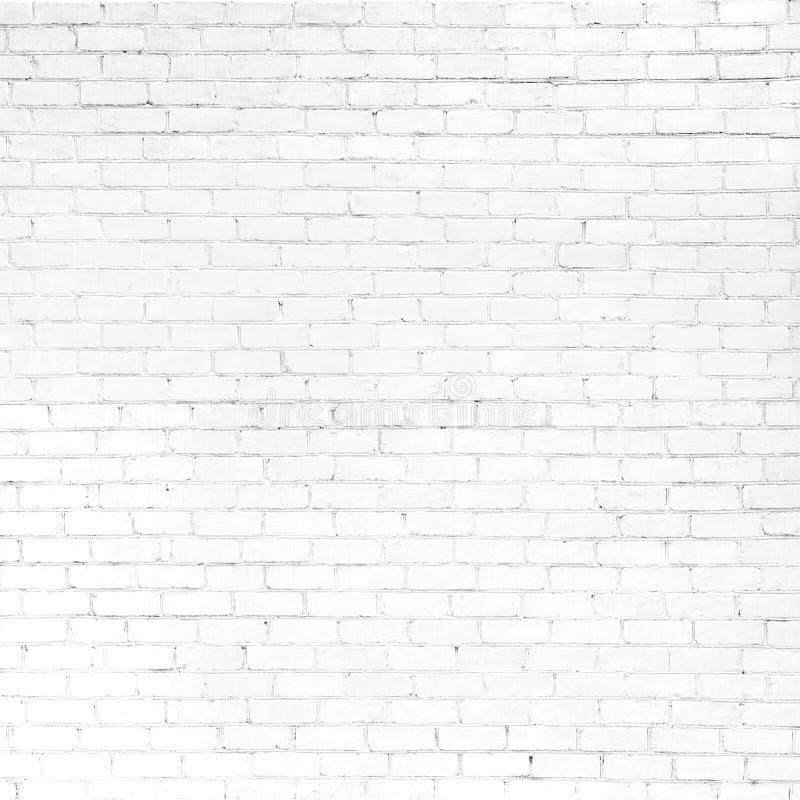 Абстрактная белая предпосылка кирпича стоковое изображение
