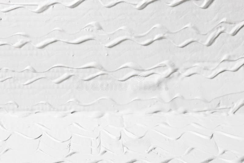 Абстрактная белая предпосылка, текстура гипсолита сброса стоковое фото rf