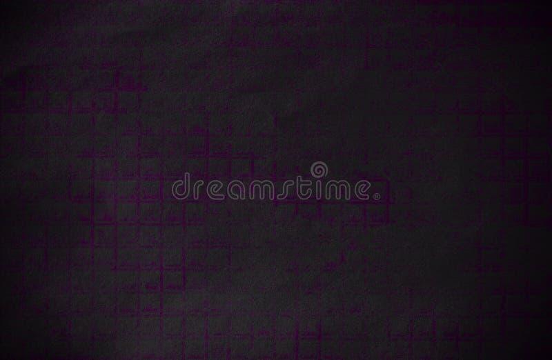 Абстрактная бумага темного и фиолетового grunge техническая стоковые изображения