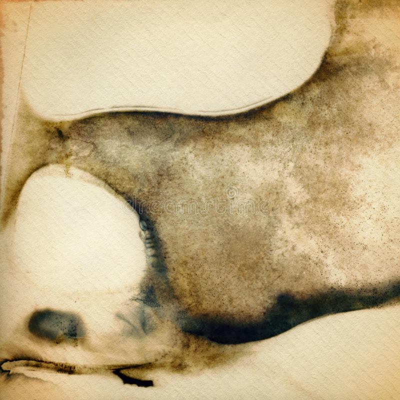 абстрактная бумага grunge предпосылки стоковое фото rf