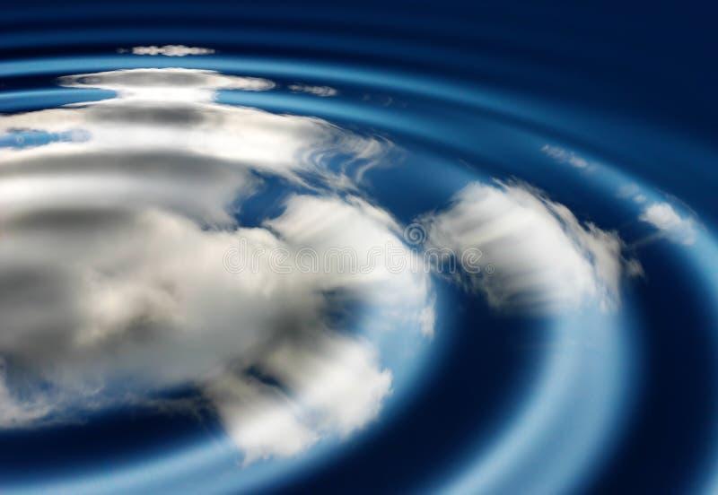 абстрактная вода бесплатная иллюстрация