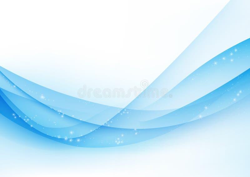 абстрактная волна вектора иллюстрация вектора