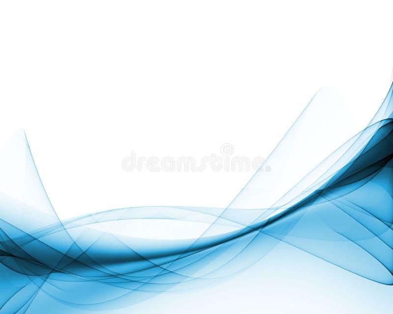 абстрактная волна предпосылки бесплатная иллюстрация