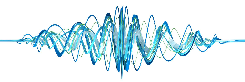 абстрактная волна иллюстрация штока