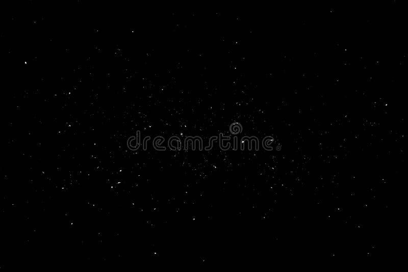 Абстрактная вселенная заполненная с звездами стоковое изображение rf