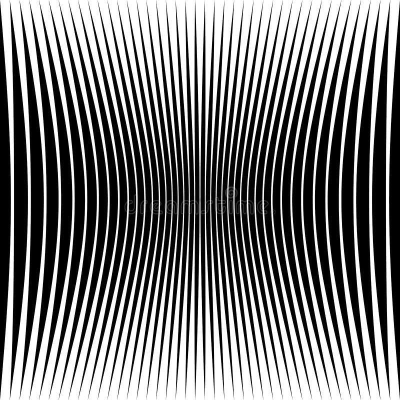 Download Абстрактная геометрическая картина с сжимать-обжатым искажением E Иллюстрация вектора - иллюстрации насчитывающей backhoe, flex: 81801342