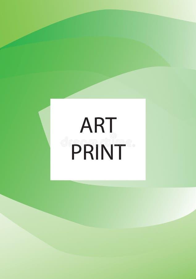 Абстрактная геометрическая линия предпосылка для дизайна крышки брошюры дела Голубой, желтый, красный, оранжевый, розовый и зелен бесплатная иллюстрация