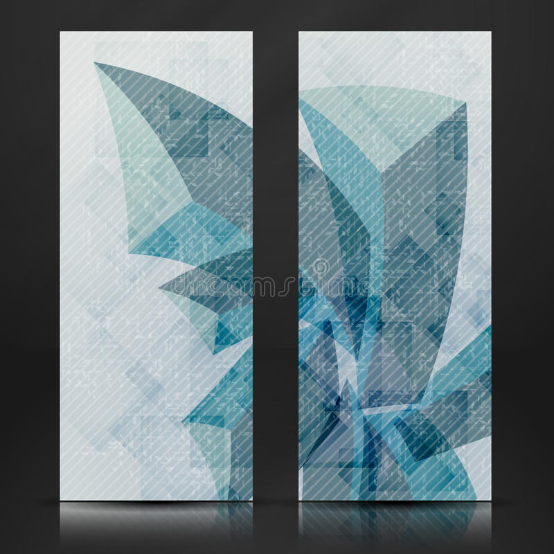 Абстрактная геометрическая предпосылка. бесплатная иллюстрация