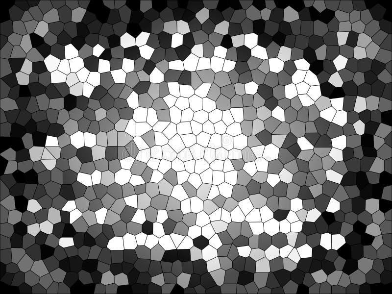 Абстрактная головоломка иллюстрация штока