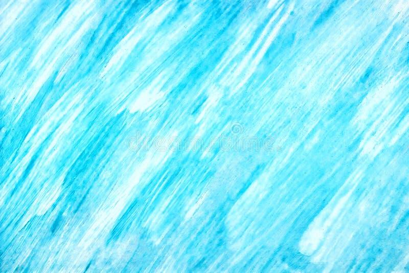 Абстрактная голубая и белая предпосылка Раскосная картина r стоковые фотографии rf