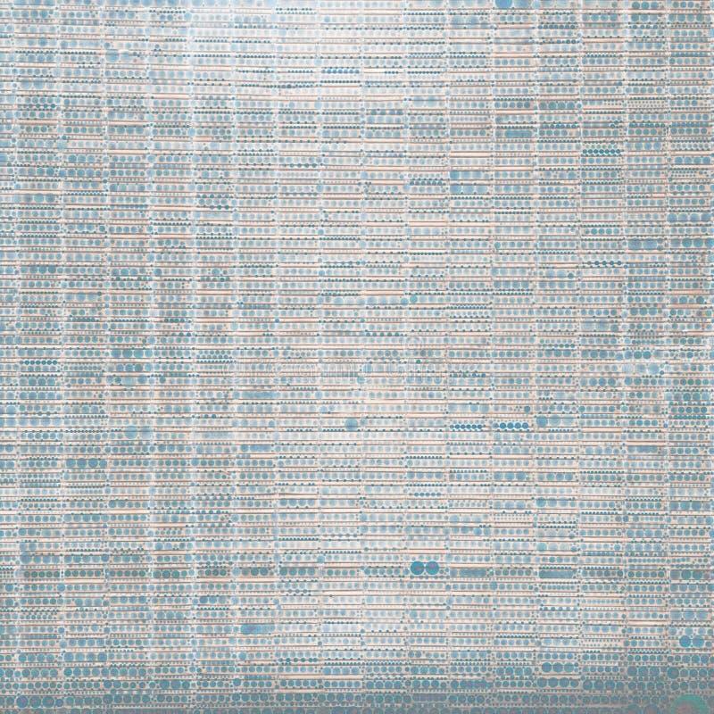 абстрактная голубая и белая текстура иллюстрация вектора