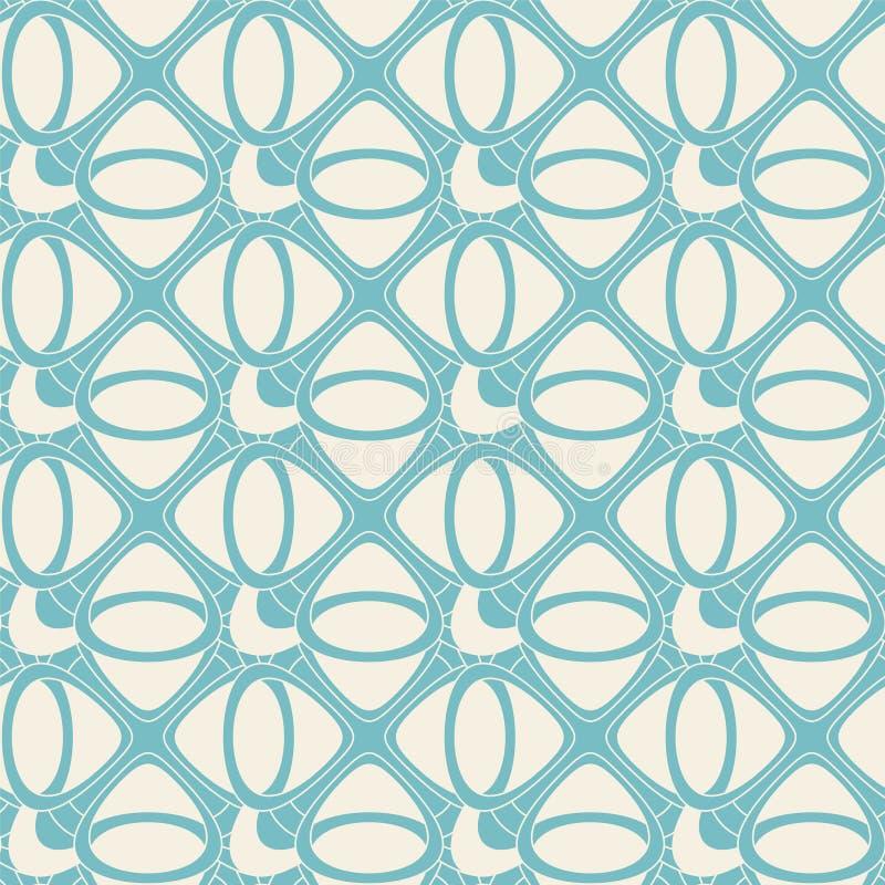 абстрактная голубая решетка бесплатная иллюстрация