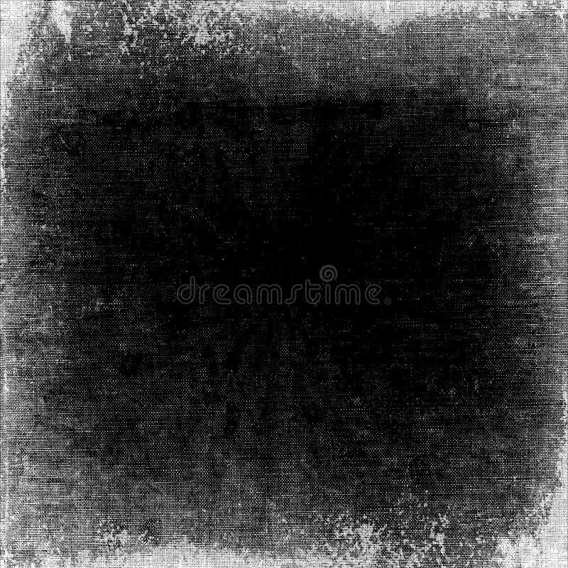 Абстрактная грязная или старея рамка стоковое фото