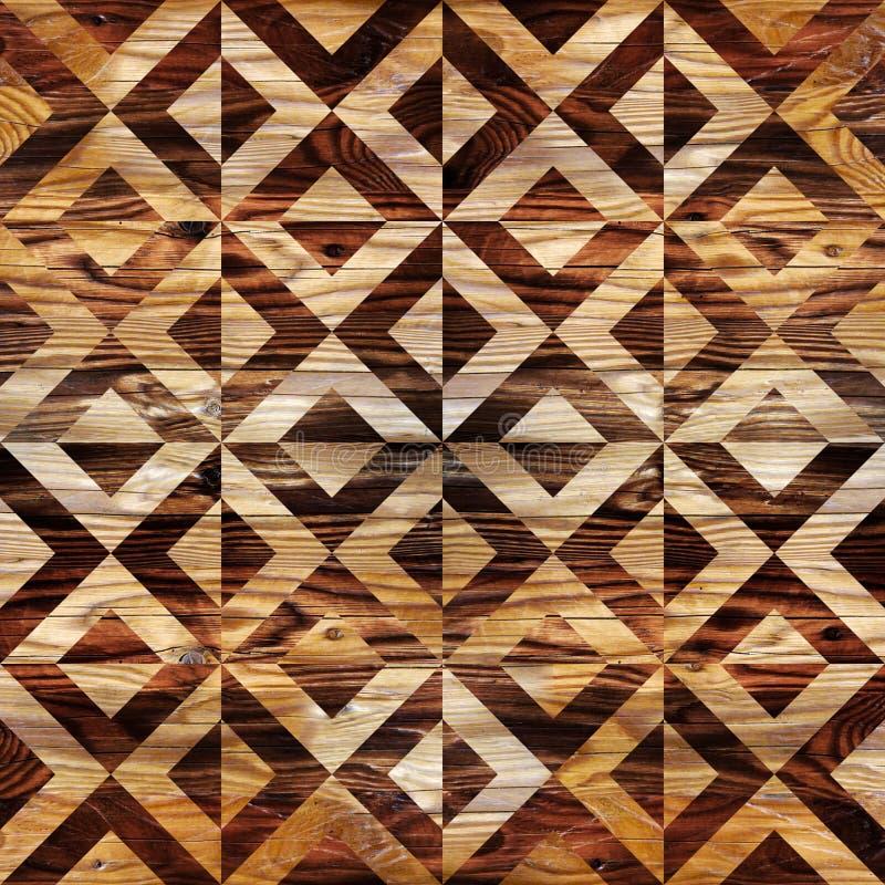Абстрактная декоративная текстура - безшовная предпосылка - Пэт paneling стоковое фото