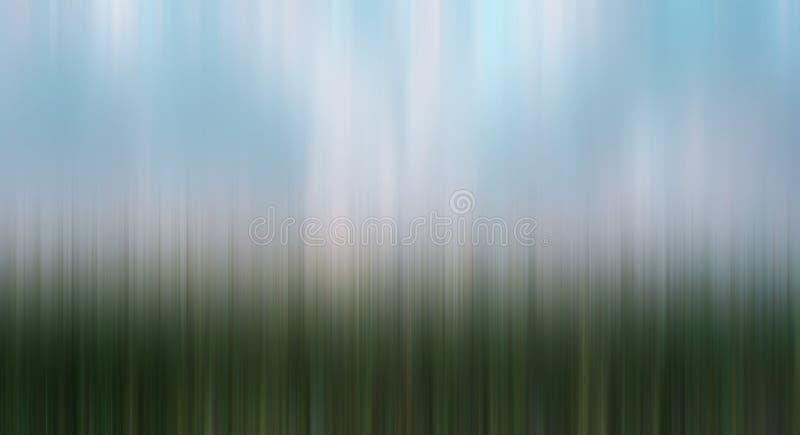 Абстрактная естественная предпосылка цветов Расплывчатая предпосылка в светлых и темно-синих предпосылках цветов Абстрактное иску стоковые фотографии rf