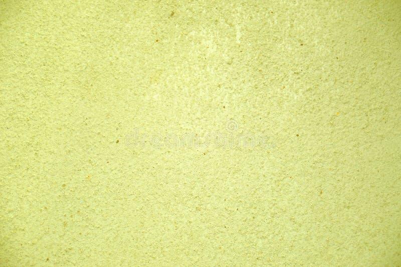 Абстрактная желтая красочная стена цемента или текстура и backgr пола стоковые фотографии rf