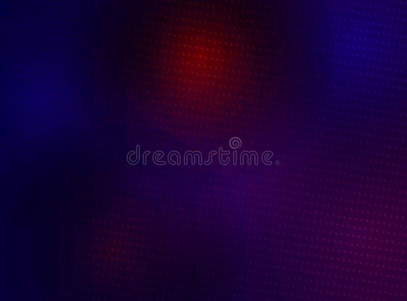 Абстрактная запачканная предпосылка сетки градиента в ярких цветах радуги бесплатная иллюстрация