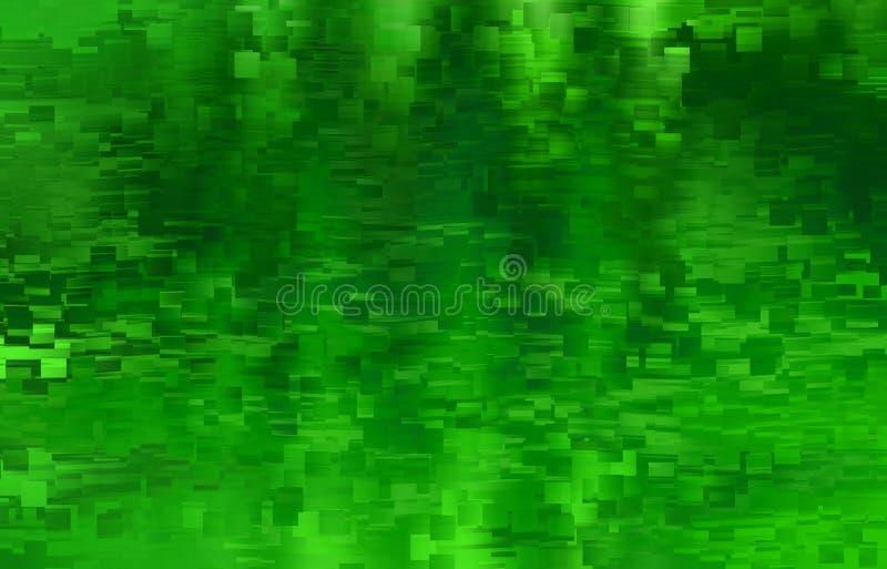 Абстрактная зеленая предпосылка бесплатная иллюстрация