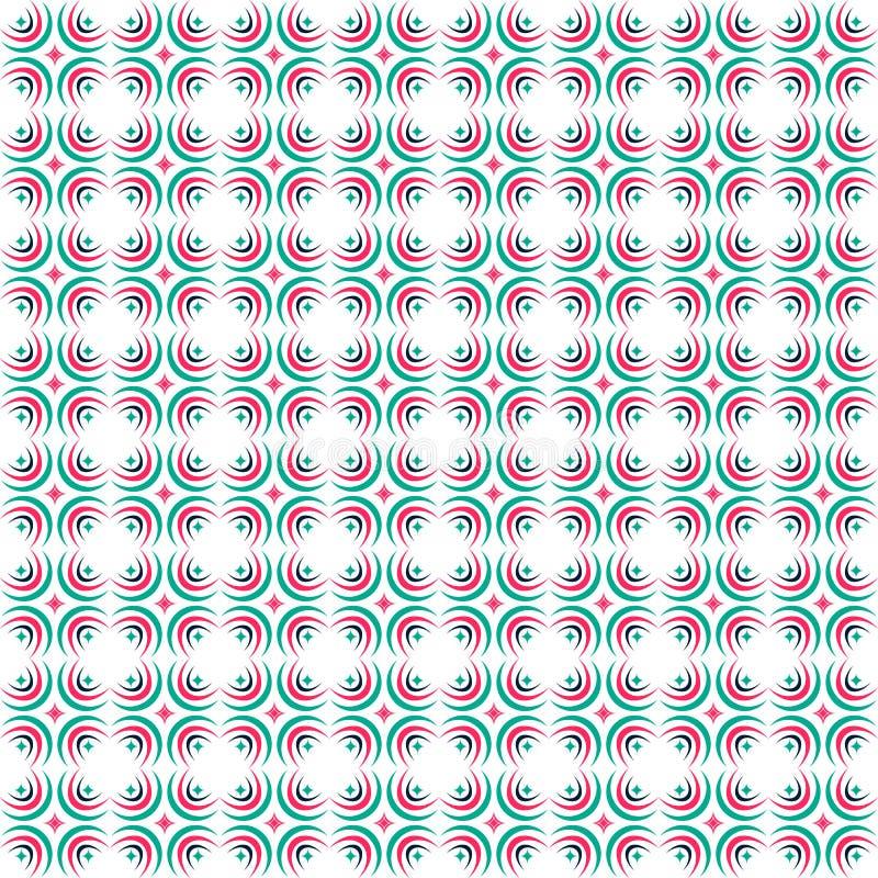 абстрактная картина безшовная вектор бесплатная иллюстрация